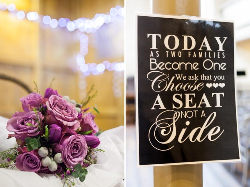 Llandeilo wedding