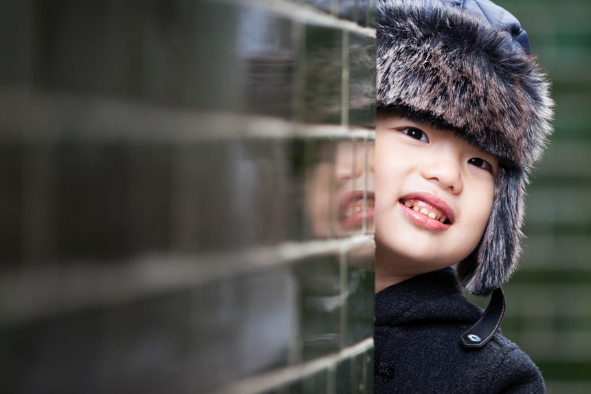 Mayfair Family Portrait Photographer - Happy Fourth Birthday Jared