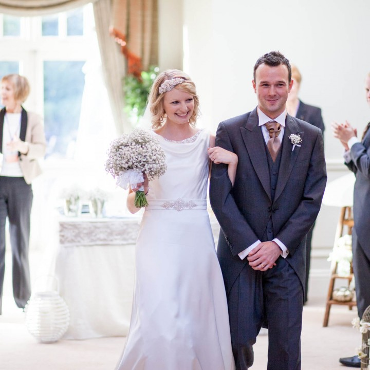 Derbyshire Wedding Photographer - Blackbrook House