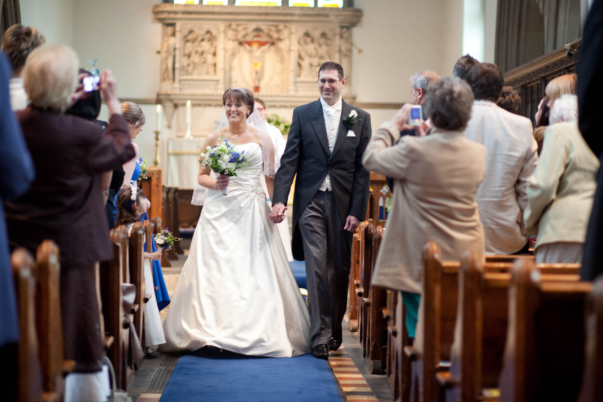 Beaconsfield Wedding