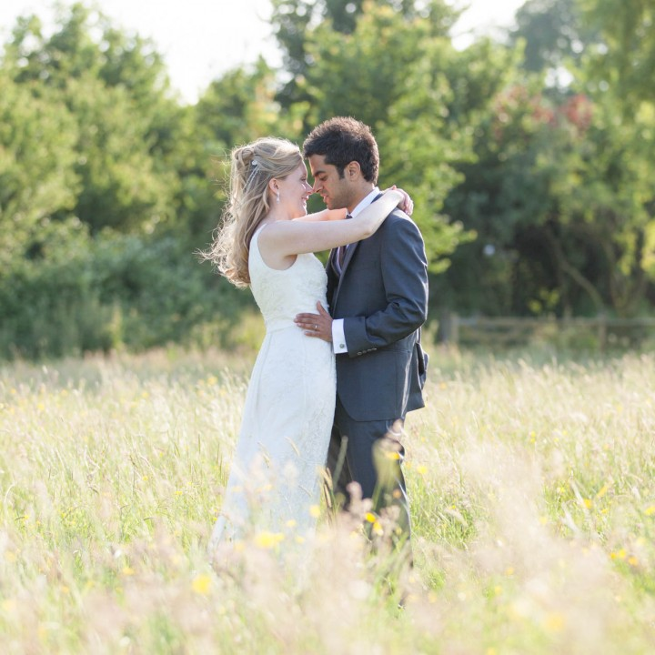 Sarah and Dipesh's Poundon House Fusion Wedding