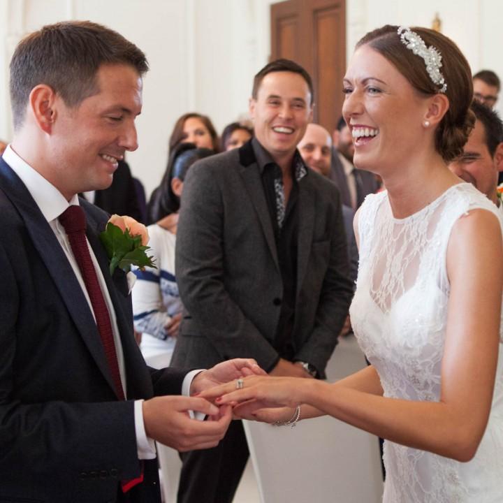 Taplow House Hotel Wedding - Sarah and James
