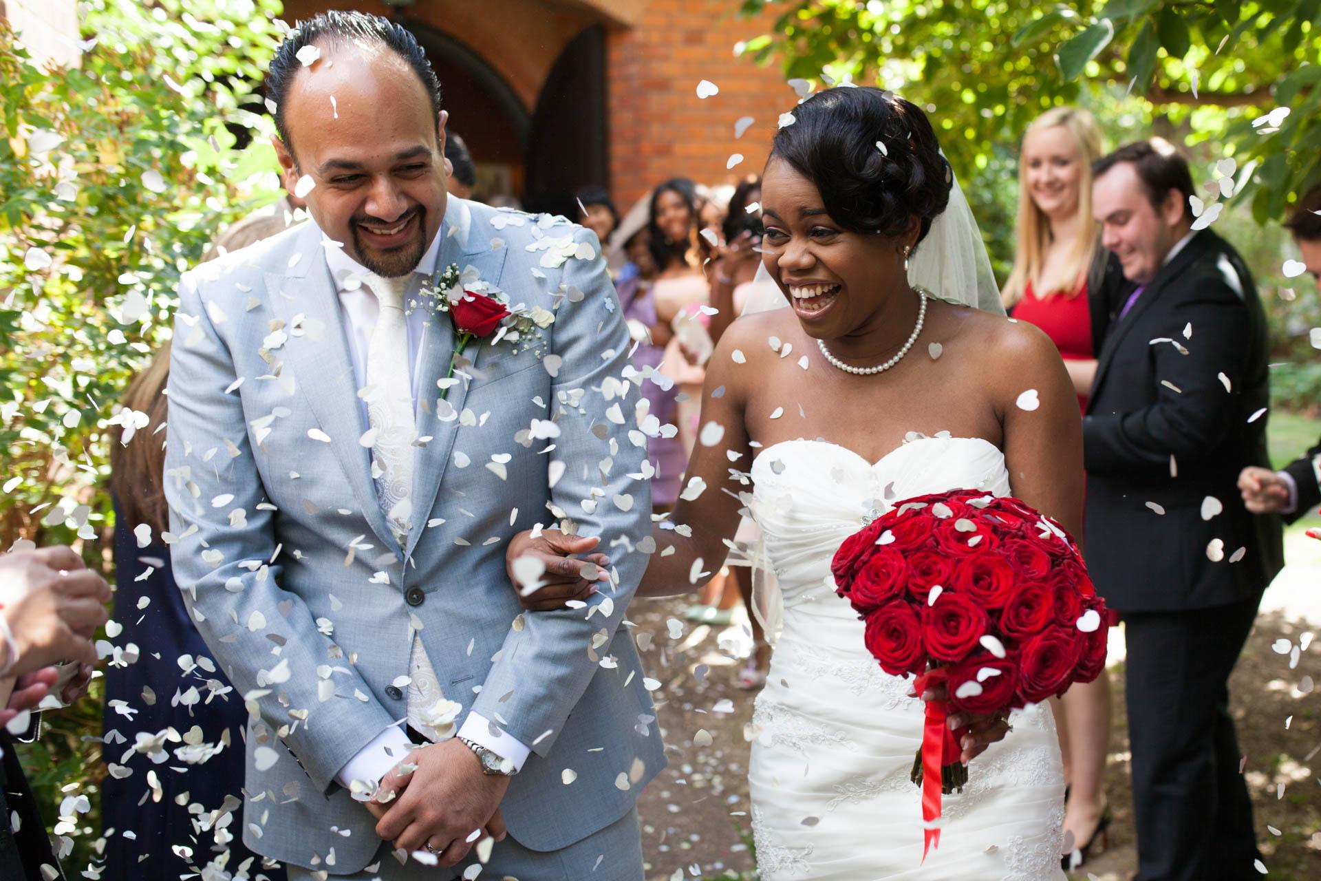 Hyatt Regency - The Churchill wedding