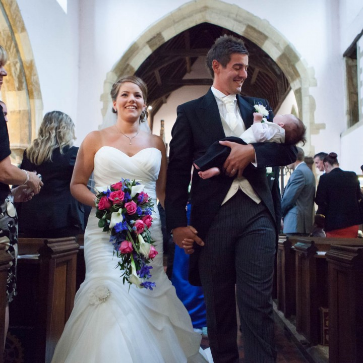 My 5 Favourite Moments - An Oxfordshire Wedding
