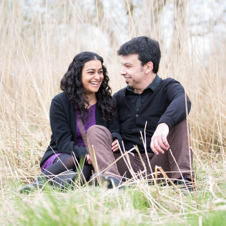 Oxfordshire Engagement Shoot - Jessica and Karim