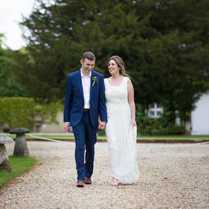 Northbrook Park Wedding - Caroline and Chris