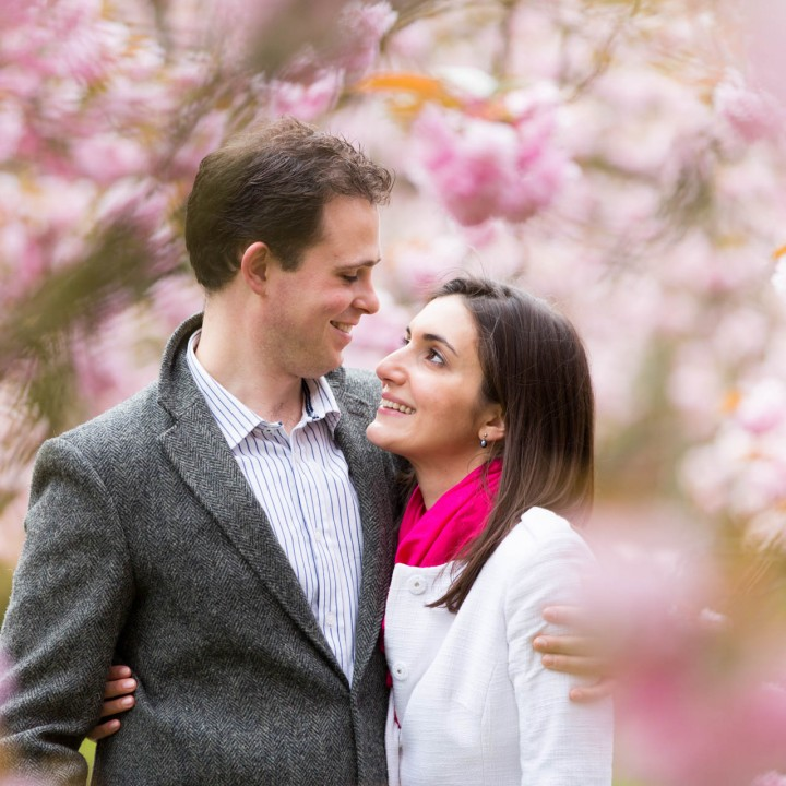 Windsor Great Park Engagement Shoot - Elena and Julian