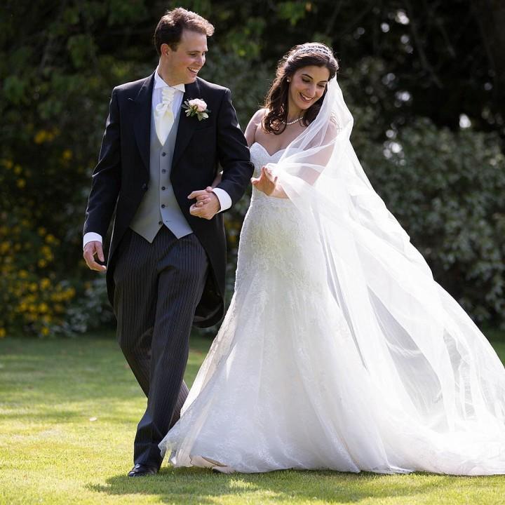 Woldingham Wedding - Elena and Julian
