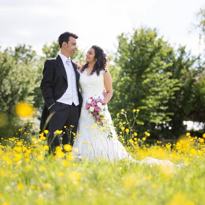 Poundon House Hindu Wedding - Jessica and Karim