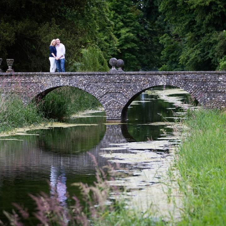 Buckinghamshire Engagement Shoot - Zoe and Mike