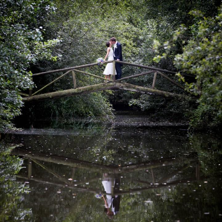 Sadie and Simon's Surrey Wedding