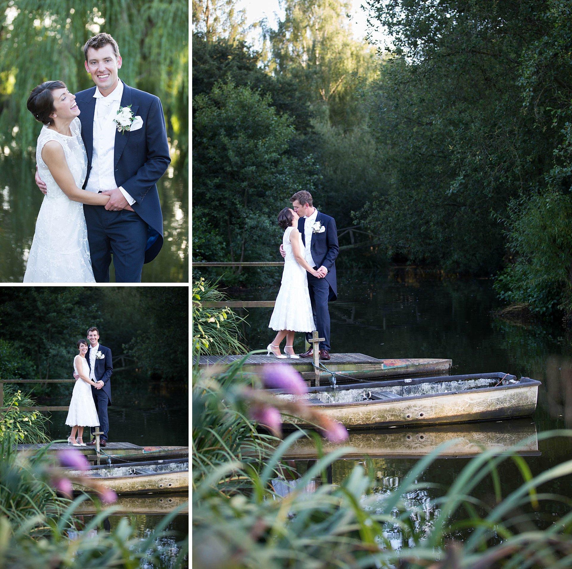 Surrey Farm wedding