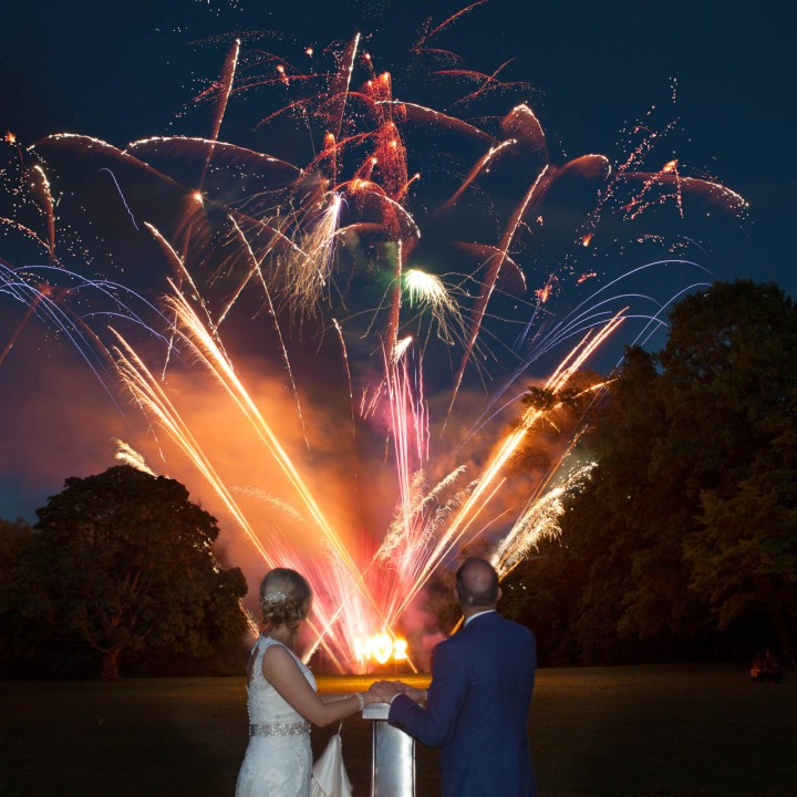 Notley Abbey Wedding - Zoe and Mike