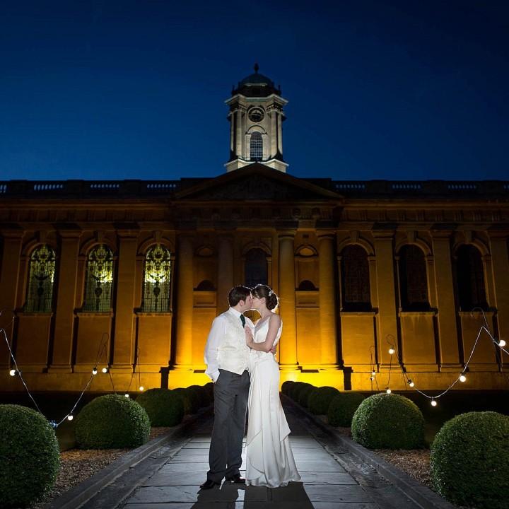 Queens College Wedding - Donna and Mathew