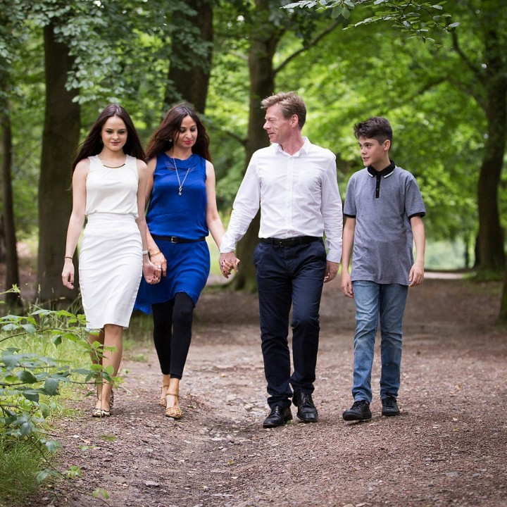 Virginia Water - Family Photographer
