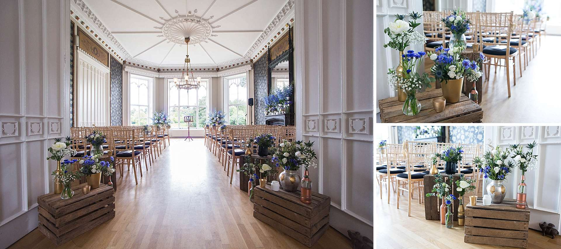 Nonsuch - Orchid Room - Ceremony