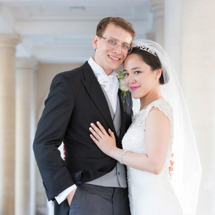 Temple Church Wedding - Jennifer and Jonathan