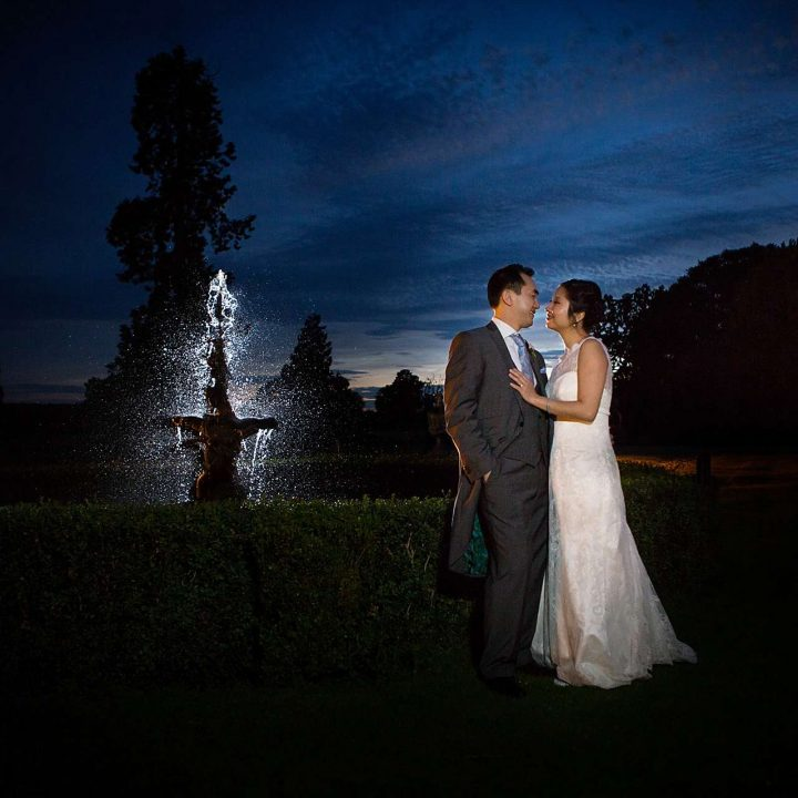 Gosfield Hall Wedding - Ana and Philip
