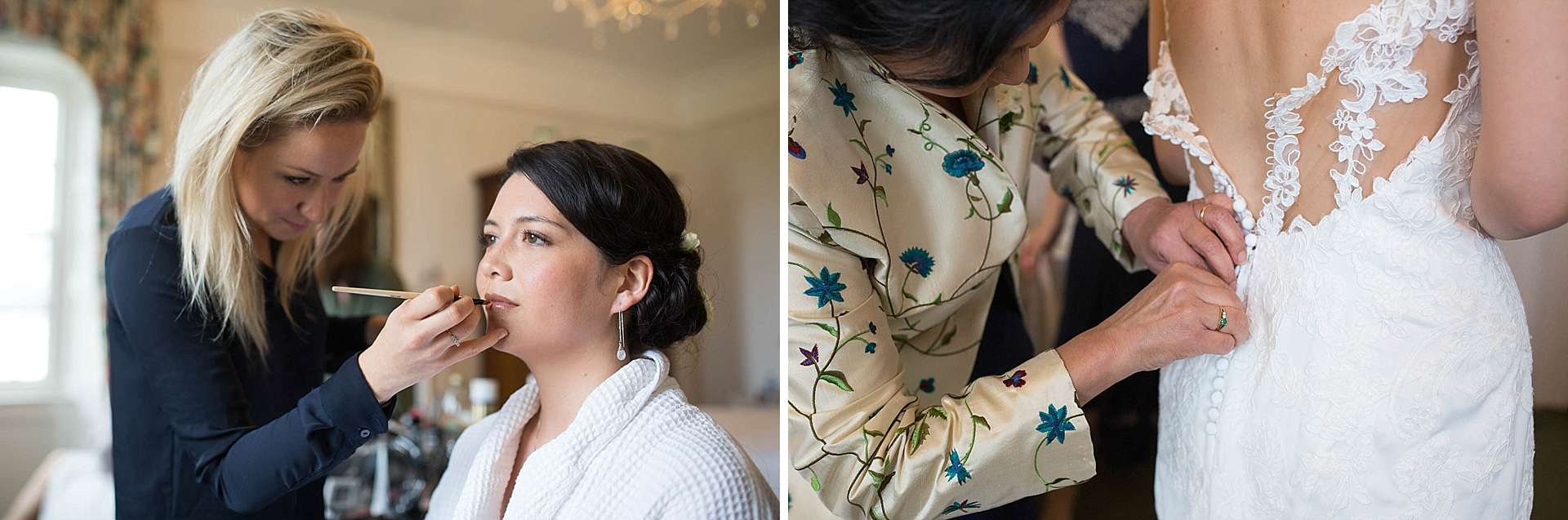Oxfordshire documentary wedding photographer