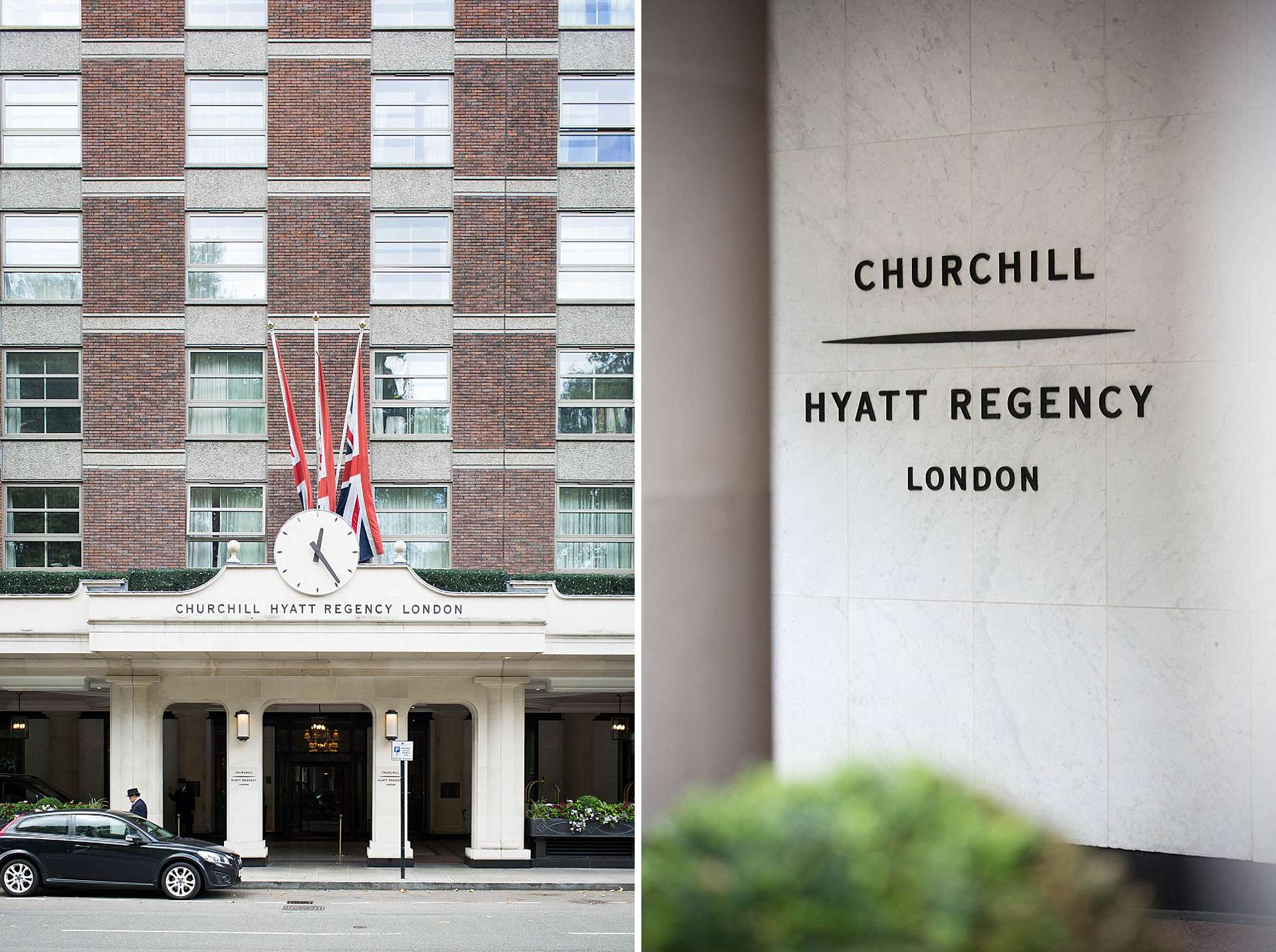 Hyatt Regency London - The Churchill