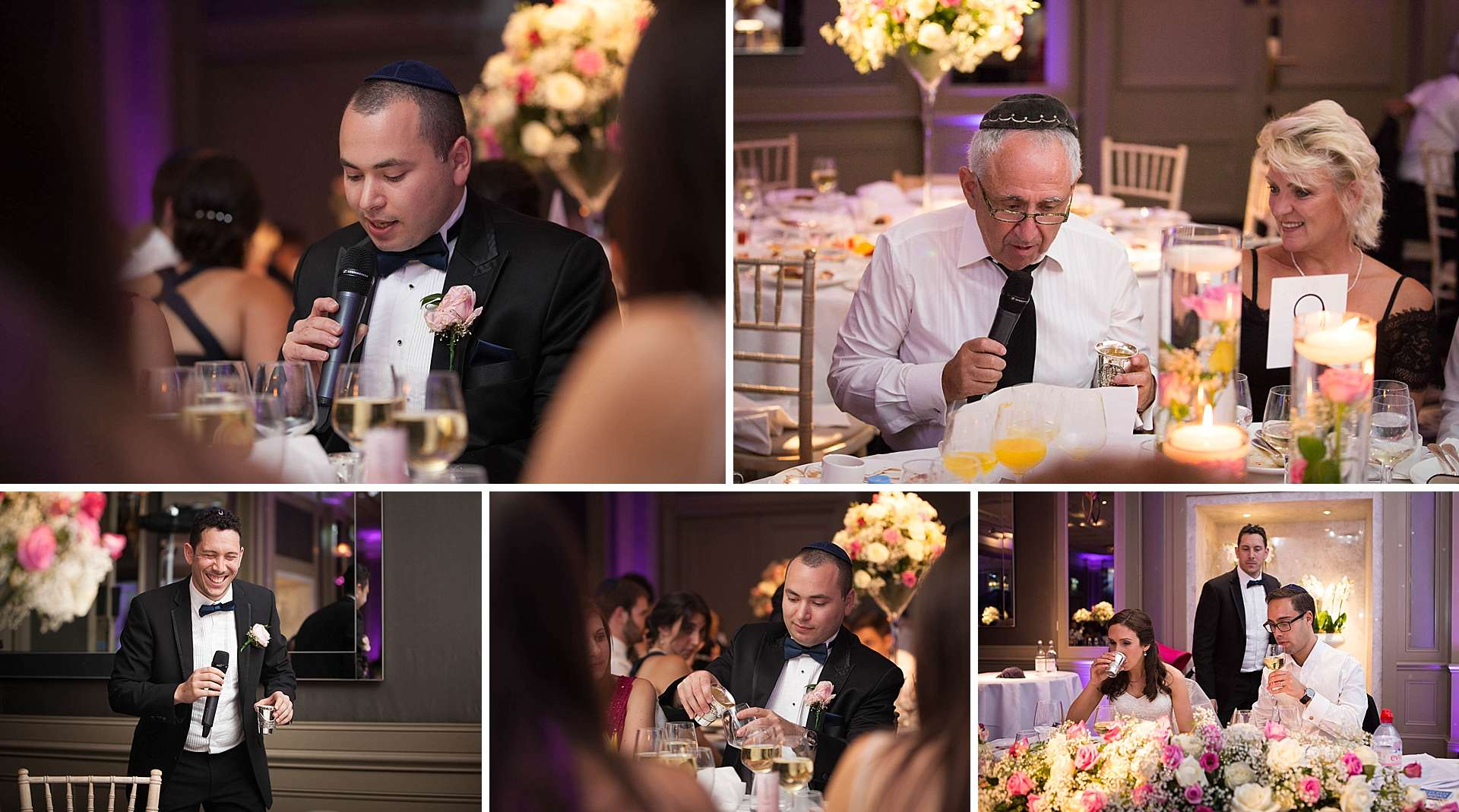 Jewish Wedding at Hyatt Regency London