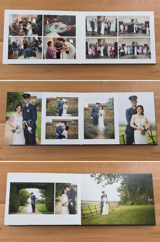 Poundon House Wedding Album