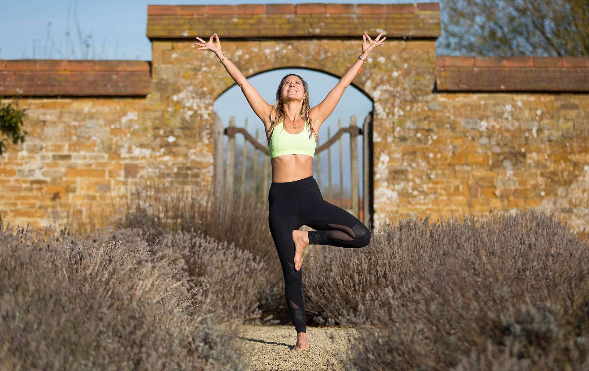 Poundon House Yoga Retreat
