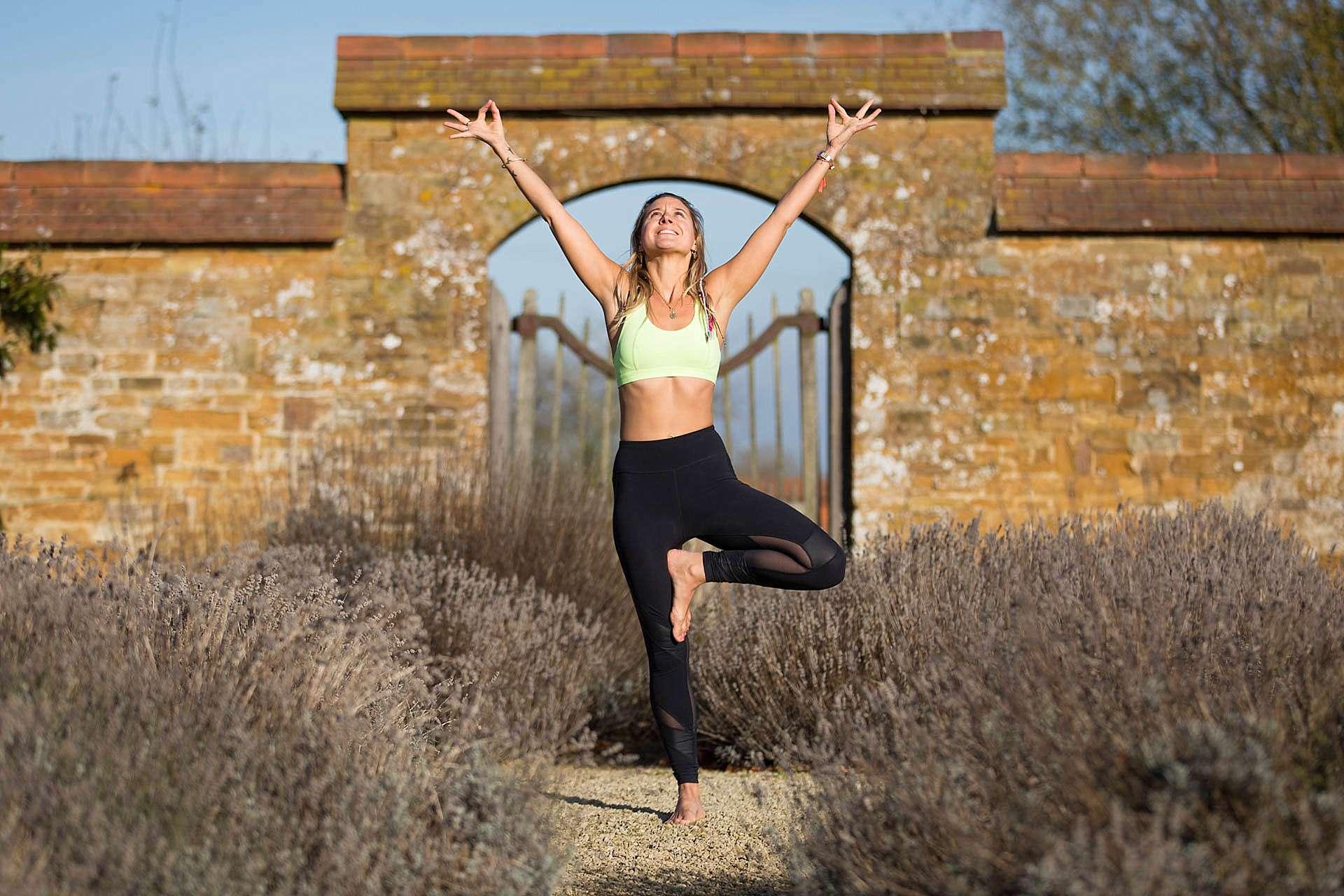Poundon House yoga