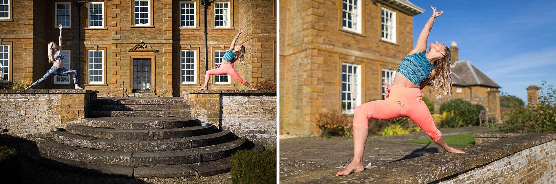 Oxfordshire yoga retreat