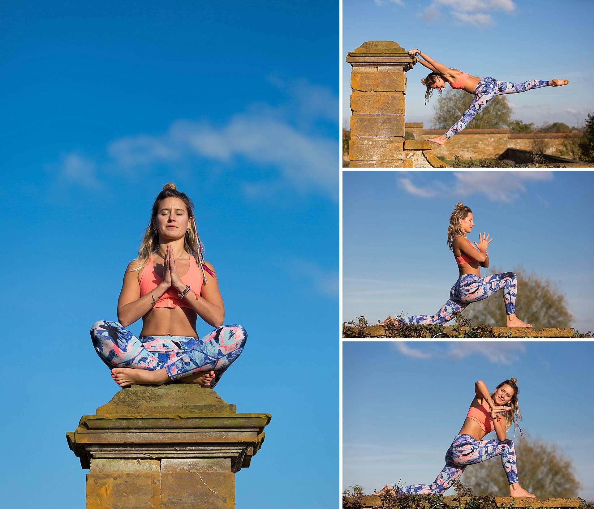 yoga photographer