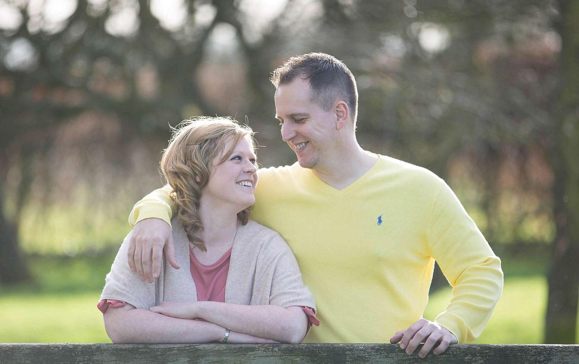 Poundon House Engagement Shoot