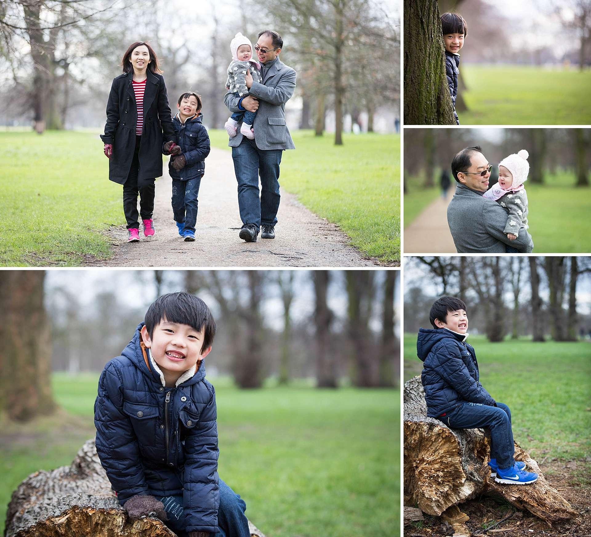 London Family Photoshoot