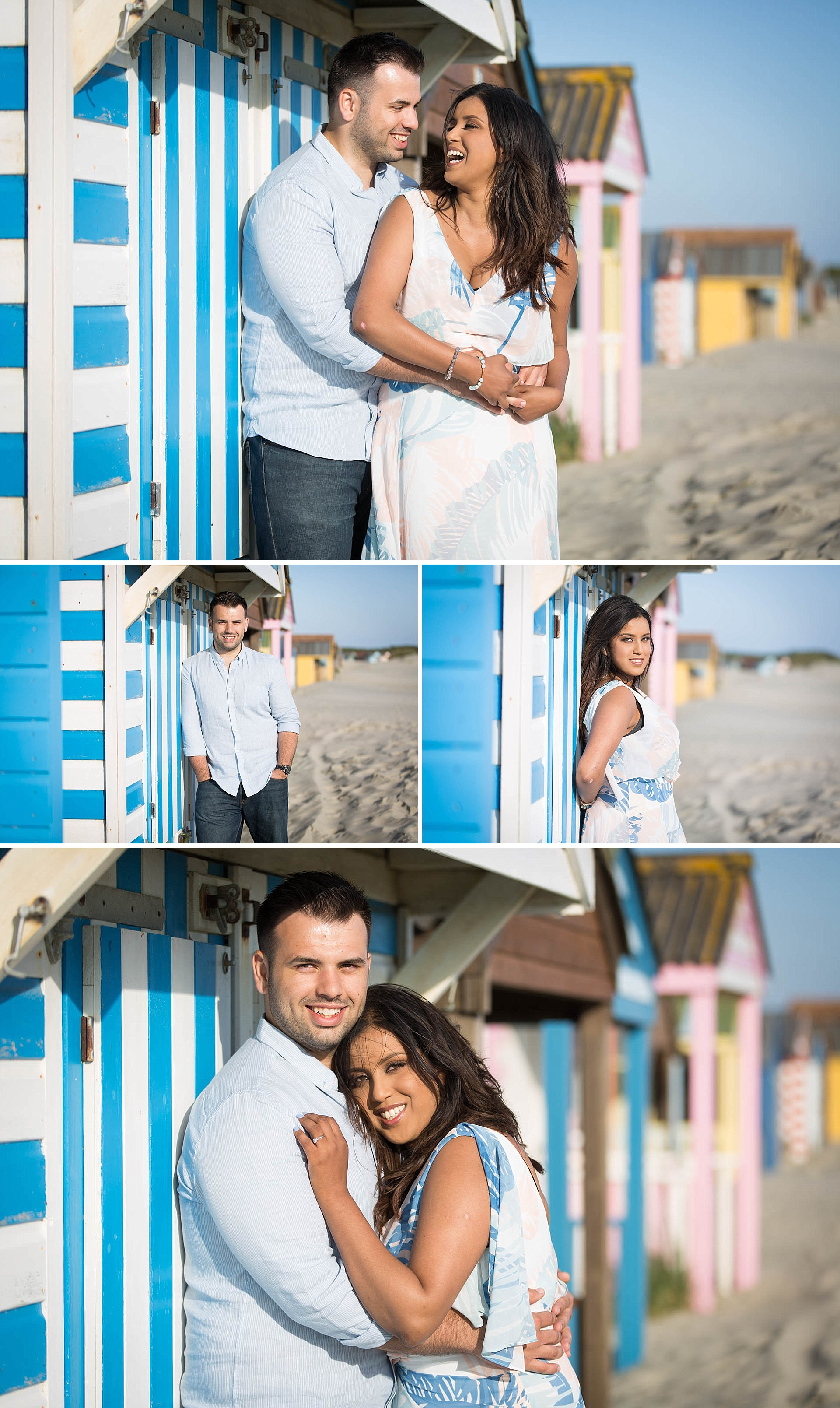 West Wittering Engagement Shoot