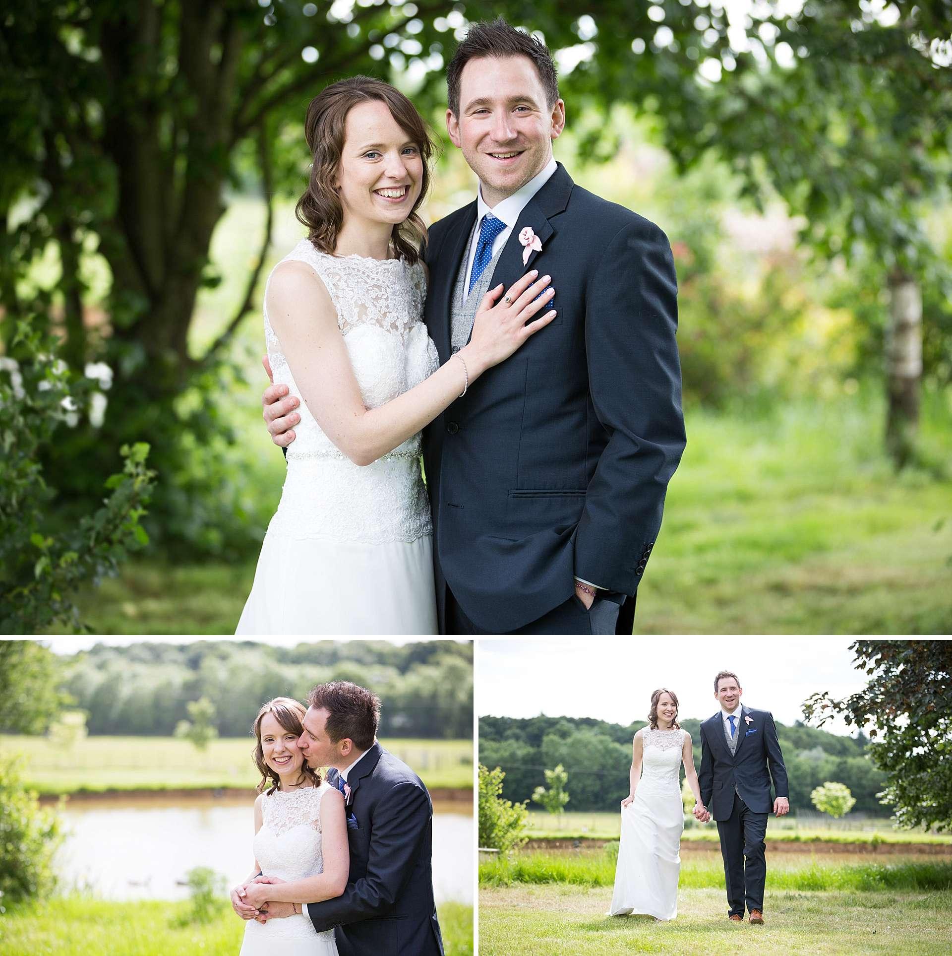 Jenny and Matt's Wokingham Wedding
