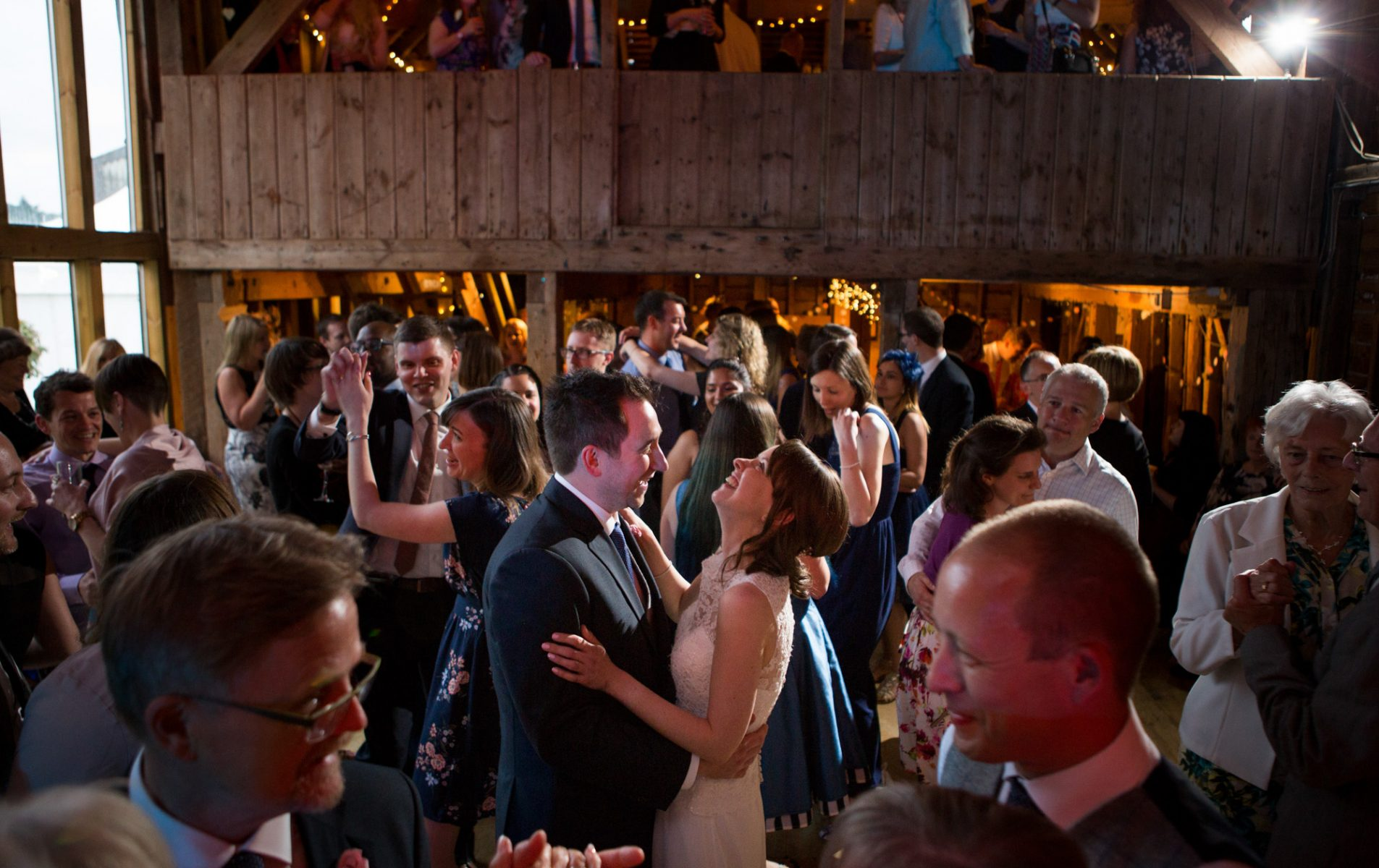 Jenny and Matt - Stokes Farm Barn Wedding