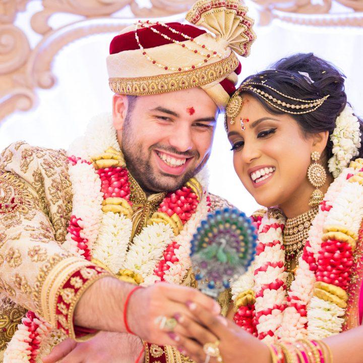 Niroosha and Matthew - Oshwal Centre Hindu Wedding