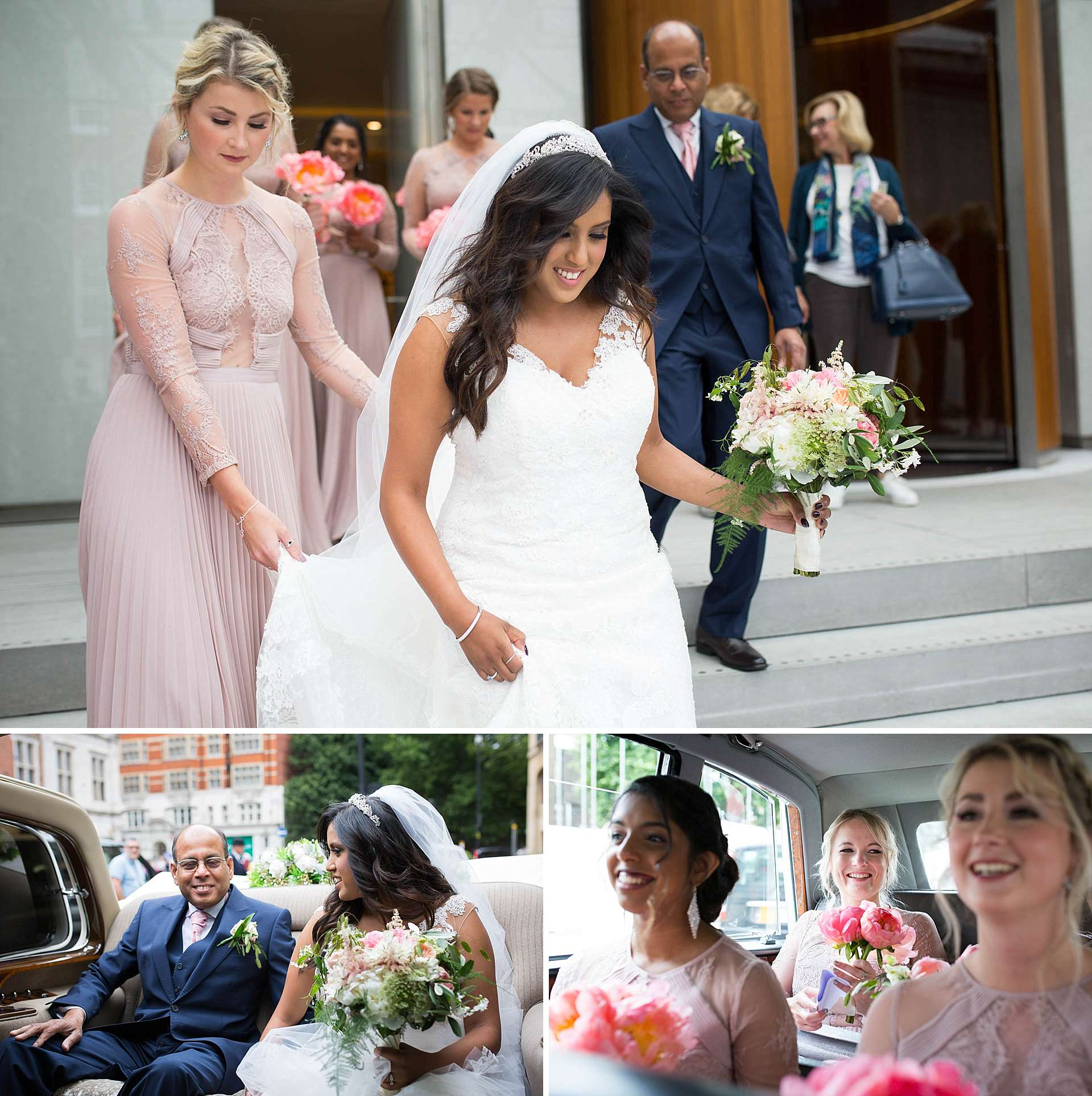 Mayfair and Knightsbridge Wedding