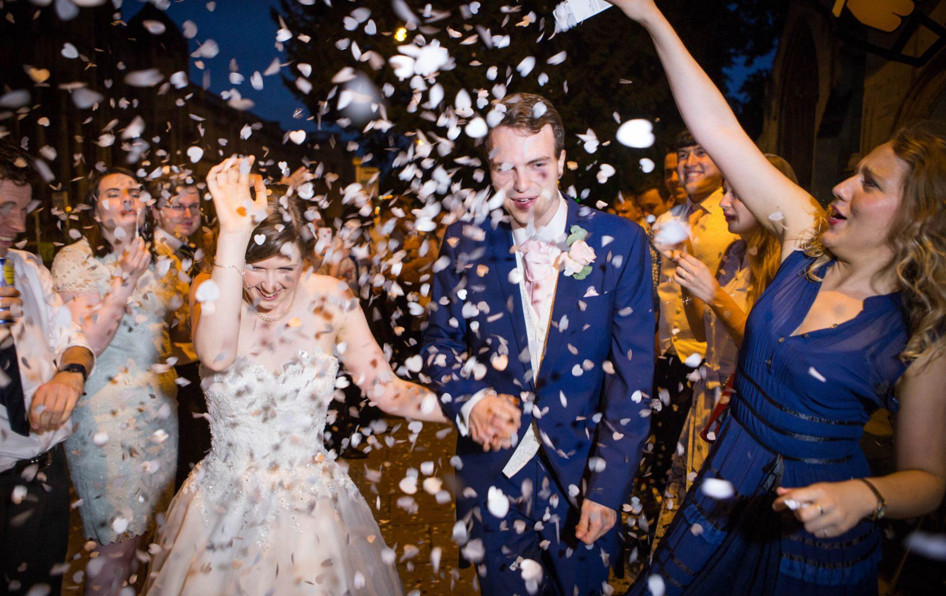 St Aldates Wedding - Charlotte and Pete