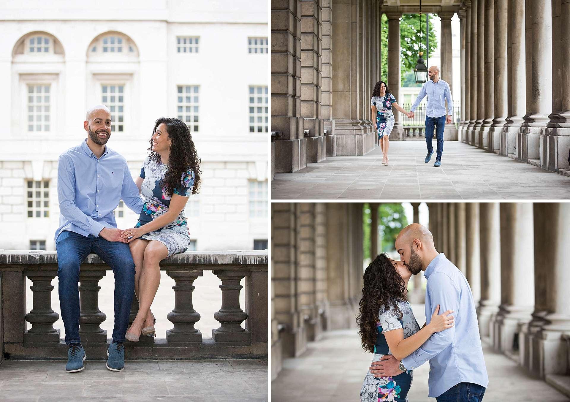 Greenwich Pre Wedding Shoot