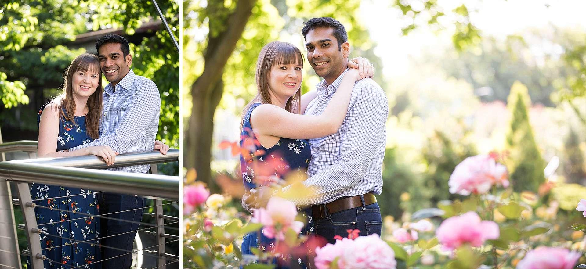 Maida Vale Engagement Shoot