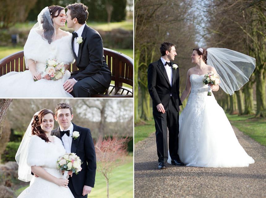 Average Wedding Photographer Cost Uk: Notley Abbey Wedding Photographer