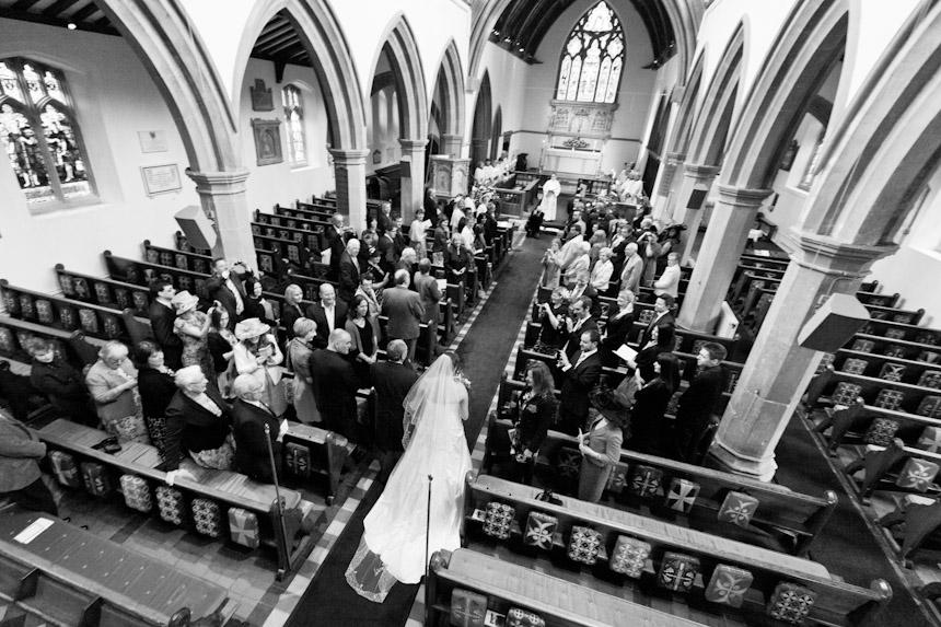 St Mary's Church Beaconsfield Wedding Photographer
