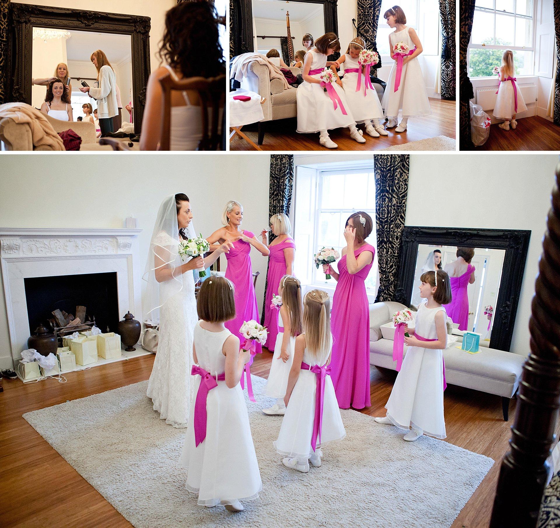 Jenny - bridal prep
