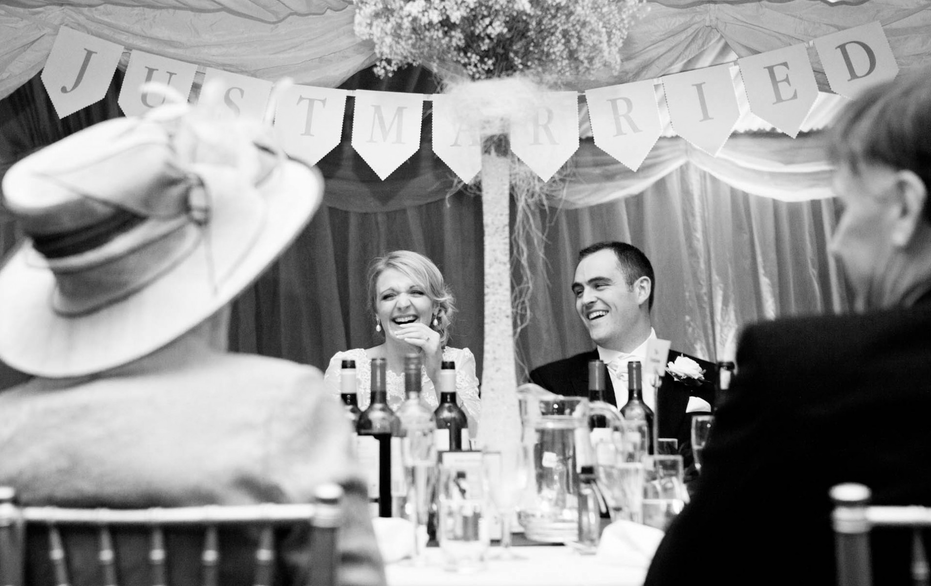 Emma and George - Documentary Wedding Photographer
