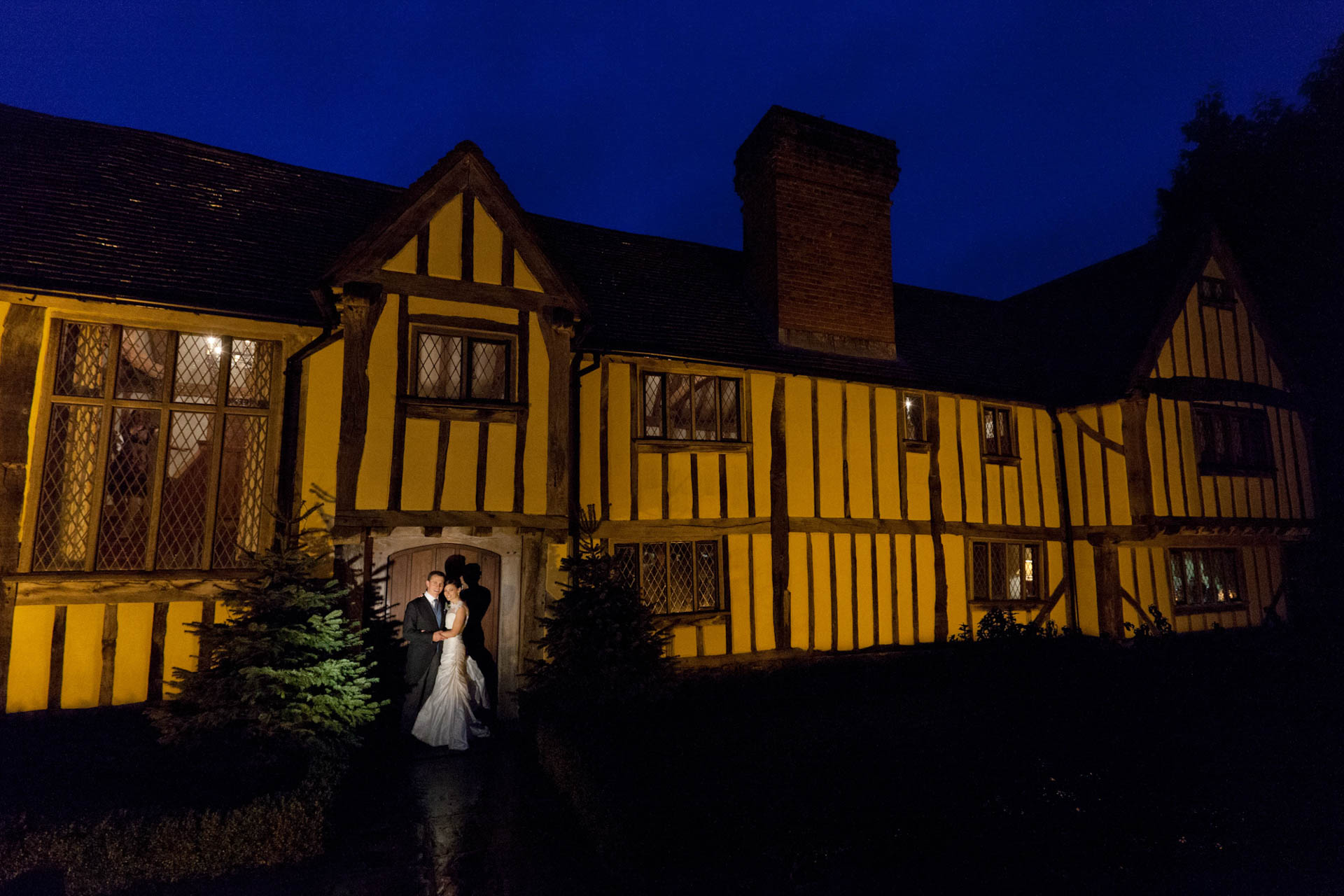 Cain Manor wedding