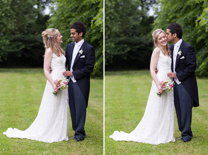 Poundon House Fusion Wedding