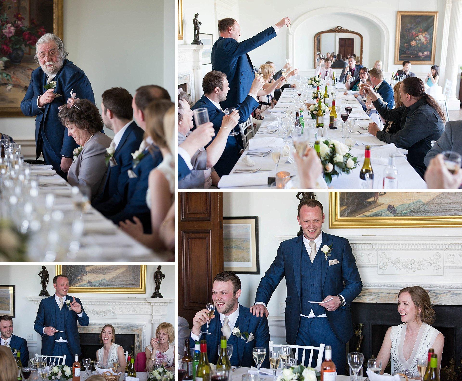 An Intimate Poundon House Wedding