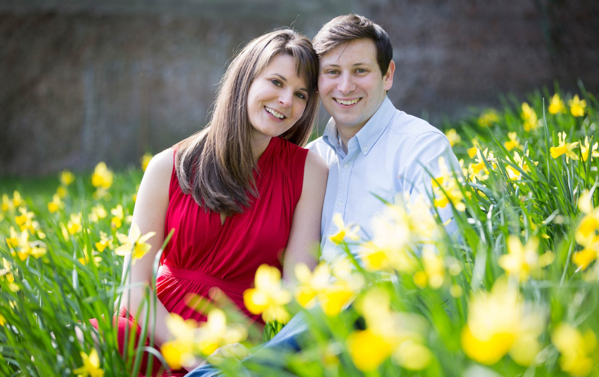 Malvern Hills Engagement Shoot with Donna and Mathew