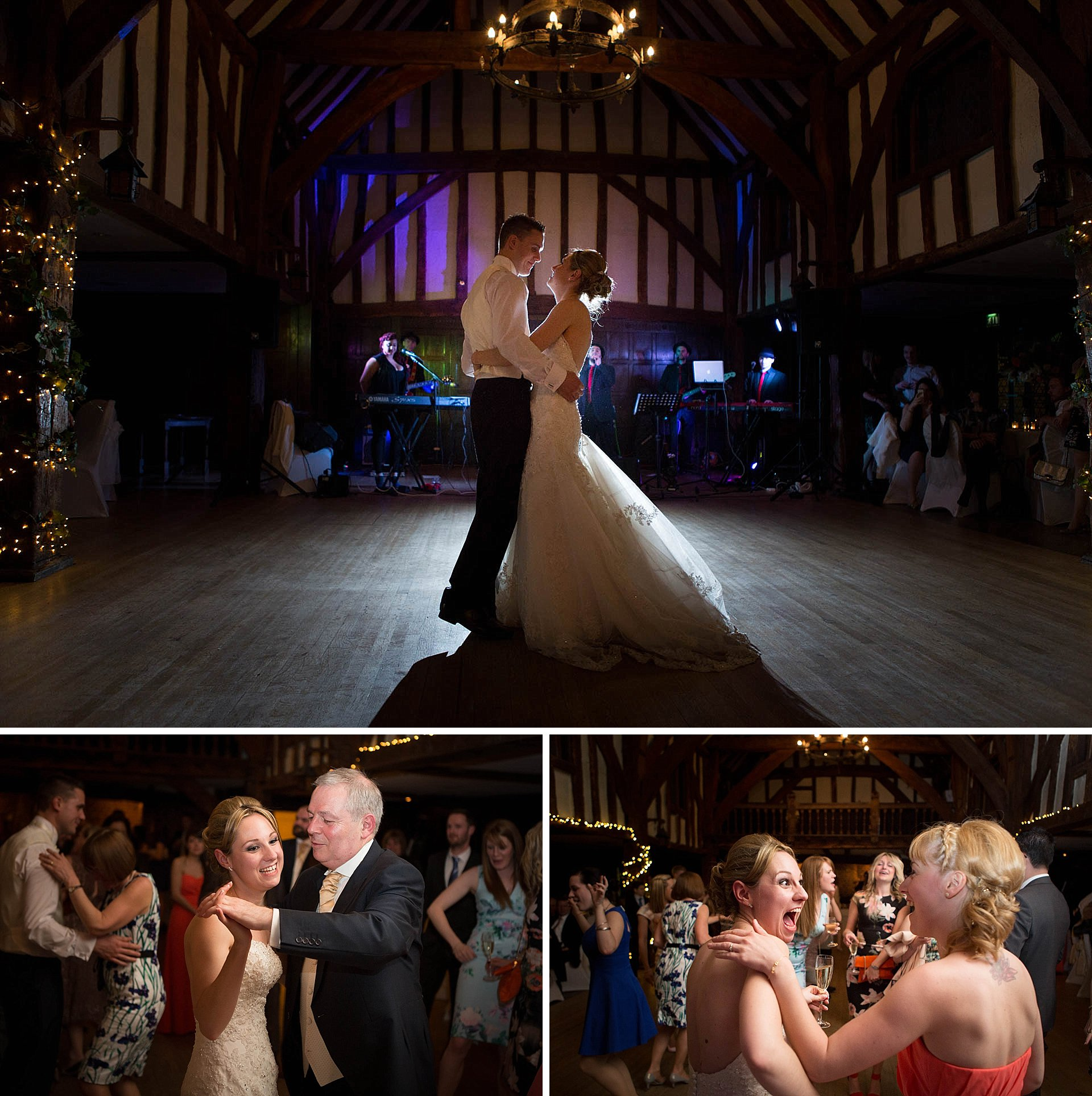 First dance at Great Fosters