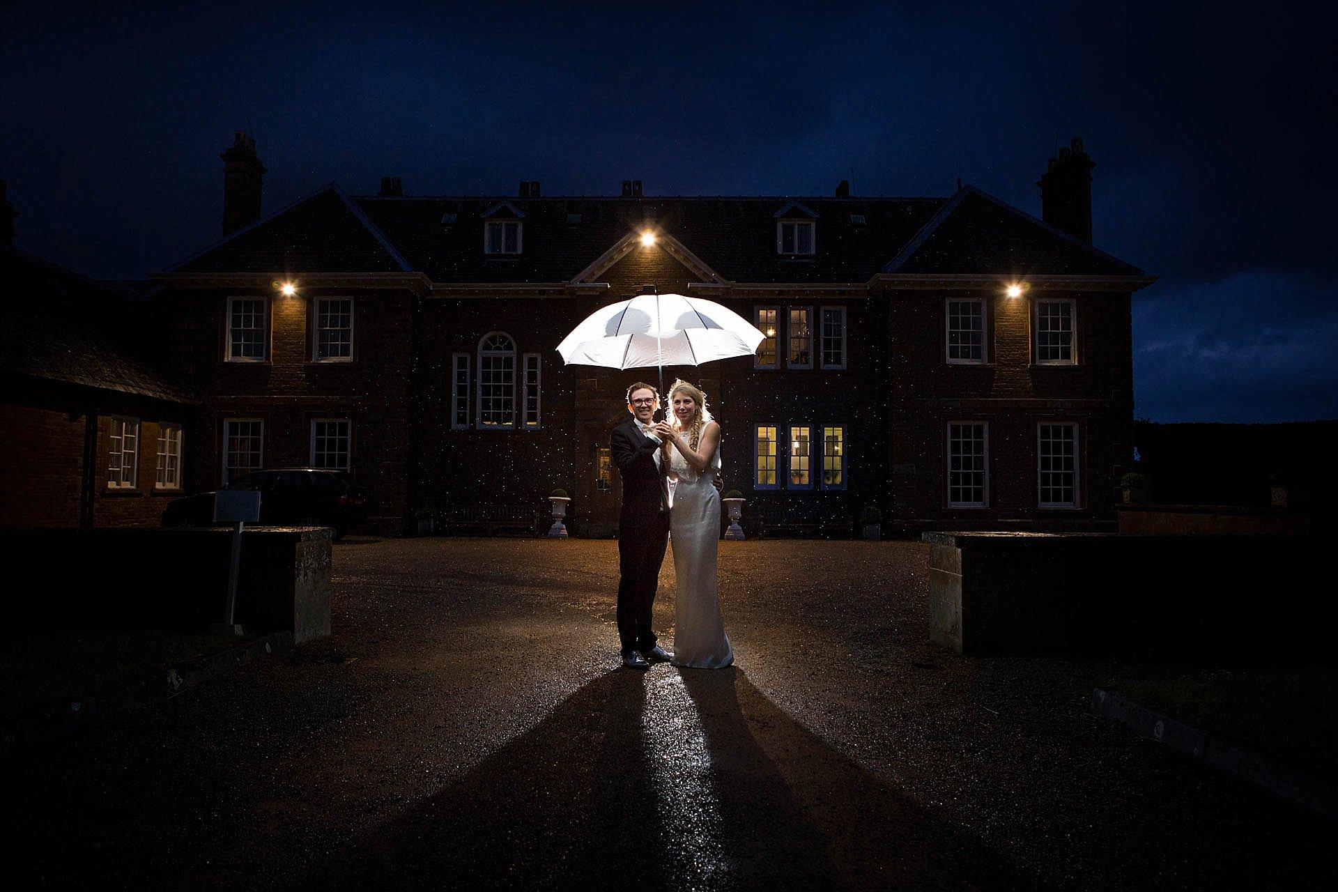 Alicia and Matthew at Poundon House